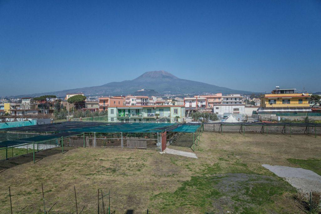 Vesuvio Chambres